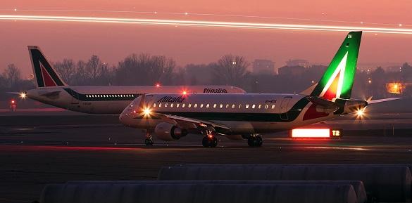 Alitalia promotivna akcija avio karte Beograd Italija Rim Evropa