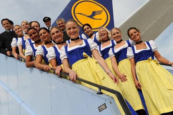 Lufthansa Beograd Minhen Oktoberfest