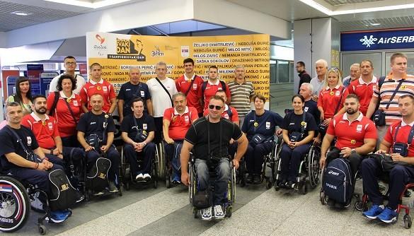 Paraolimpijski Komitet Srbije otisao u Rio