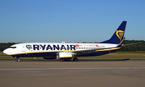Ryanair avio karte Nis Berlin uspostavljena linija