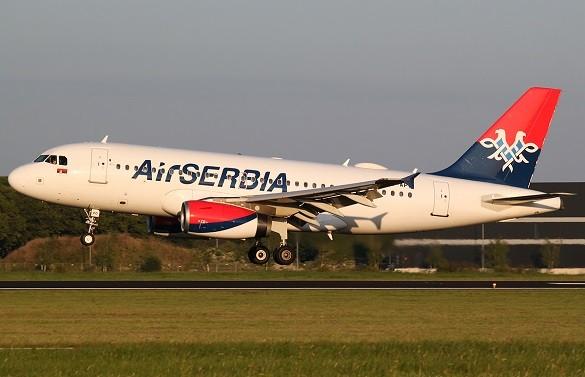 Air Serbia Beograd Zagreb Tel Aviv specijalna nedelja