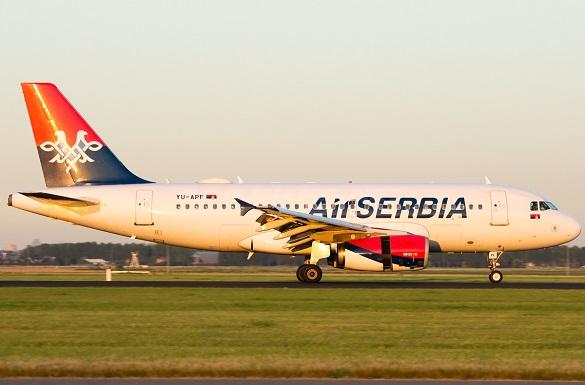 Air Serbia avio karte Beograd Skoplje Kopenhagen Tirana novembar promo 2016