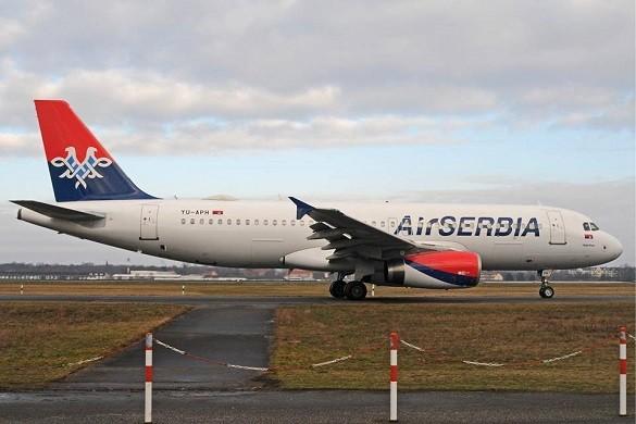 Air Serbia niza tarifa avio karte rucni prtljag