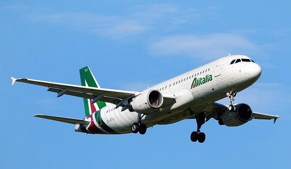 Alitalia avio karte Beograd Italija Evropa