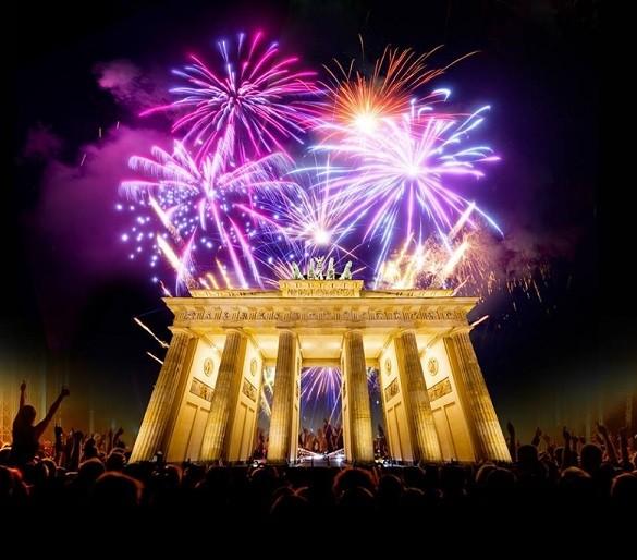 Berlin nova godina