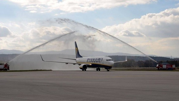 Ryanair letovi iz Nisa Bergamo Bratislava Diseldorf Weeze