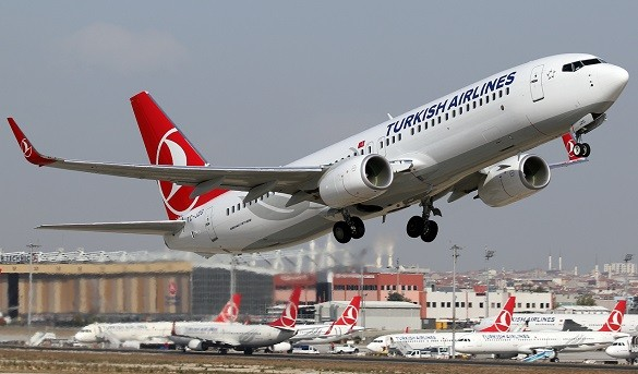 Turkish Airlines avio karte Azija Severna Amerika Beograd novembar 2016