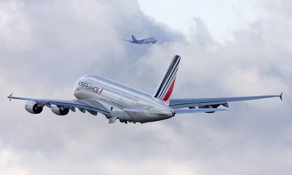 Air France promo SAD Kanada Beograd decembar 2016