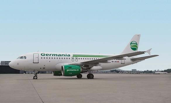 Avio karte Nis Cirih Germania nova linija
