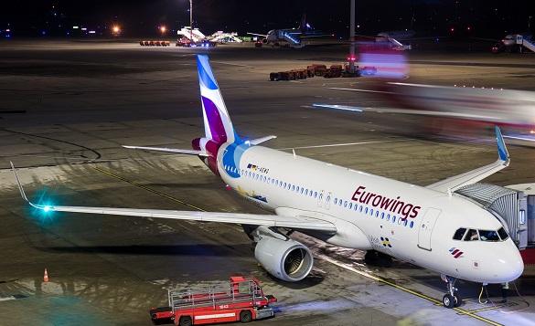 Eurowings novi letovi nove linije decembar 2016