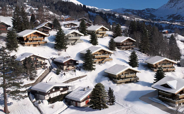 Najzabavniji januar u Evropi Grindelwald