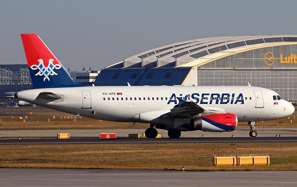 Air Serbia Beograd promotivna akcija bez prtljaga februar 2017