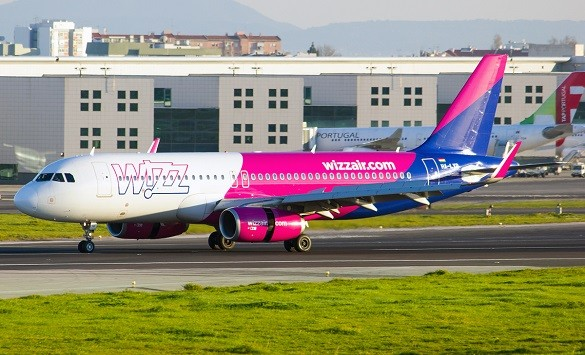 Wizz Air letovi nova linija Pristina London Luton