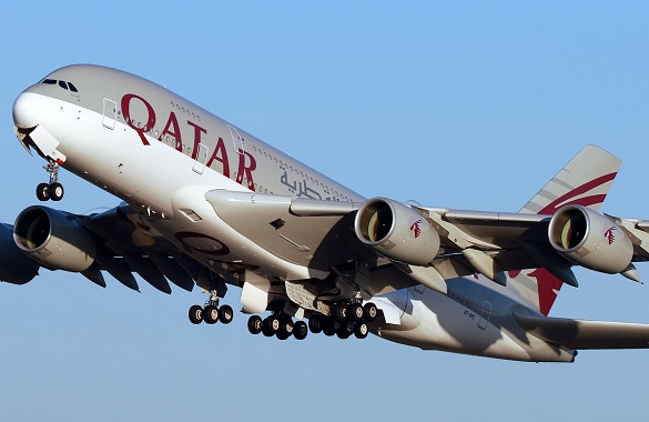Qatar Airways promotivna akcija Afrika Azija mart 2017