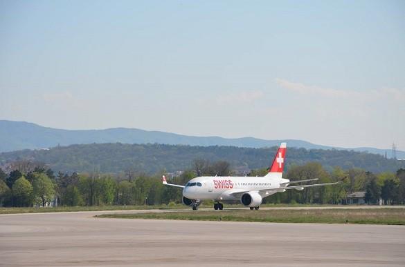 Swiss avio karte Nis Cirih
