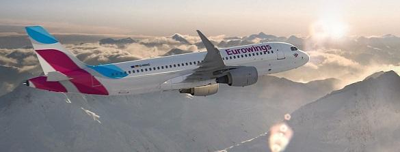 Eurowings Wizz Air borba low cost avio kompanije 2017