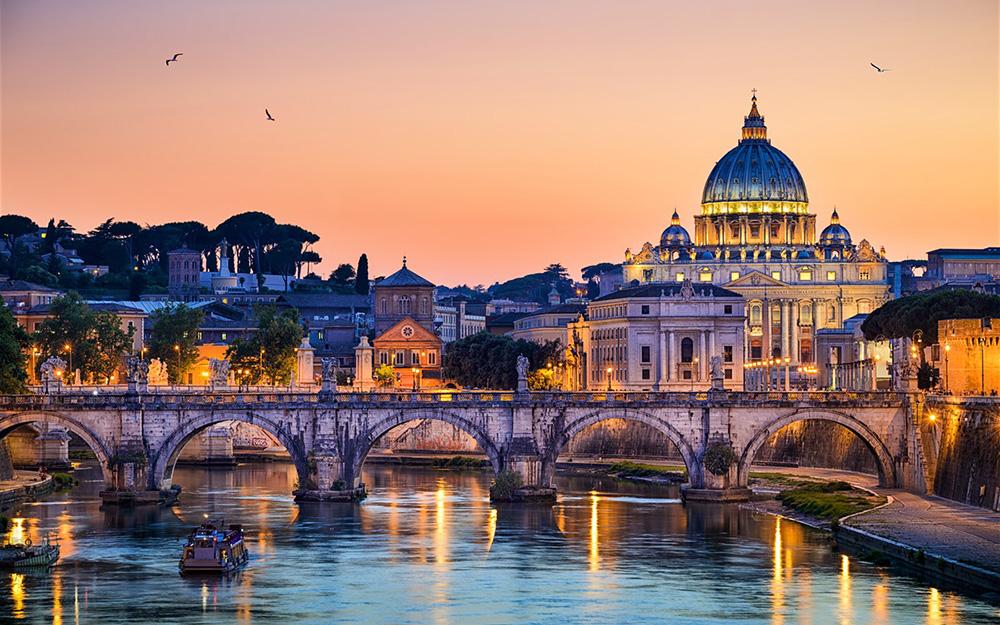 6 stvari koje ne treba propustiti u Rimu