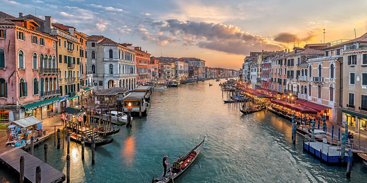 7 mesta koje morate posetiti u Evropi - Venecija