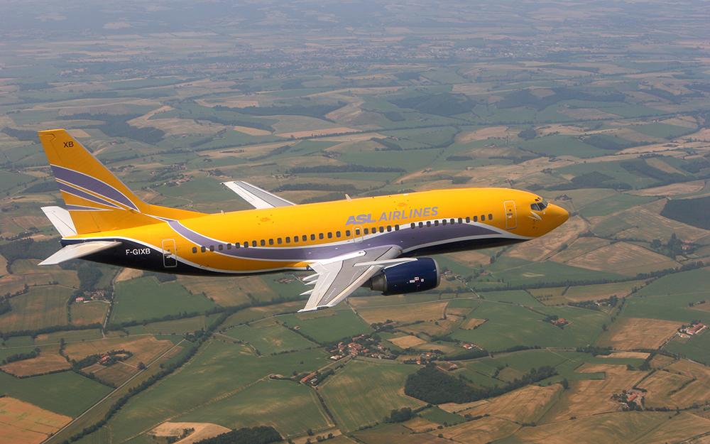 ASL Airlines France avio kompanija avio karte
