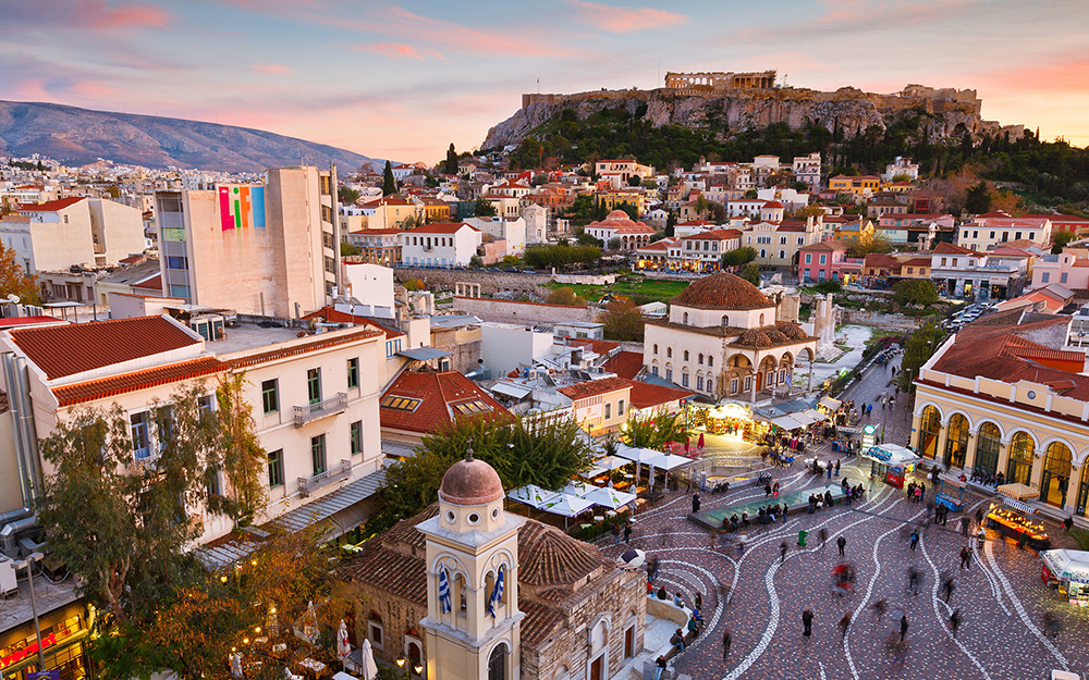 Aegean Airlines - 40 posto popusta na letove ka i iz Atine