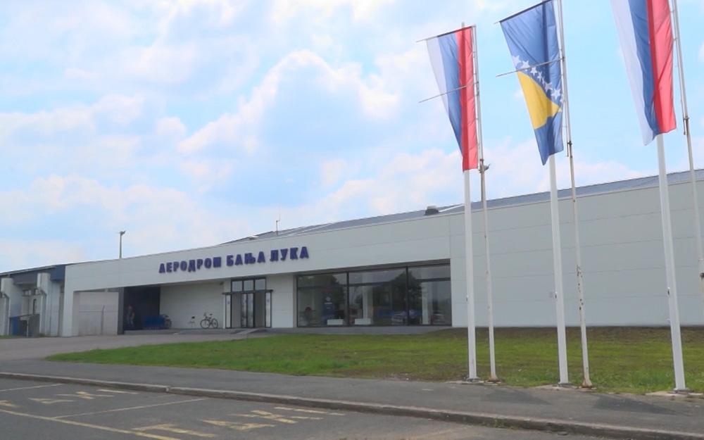 Aerodrom Banja Luka - Nove linije donele veliki rast broja putnika