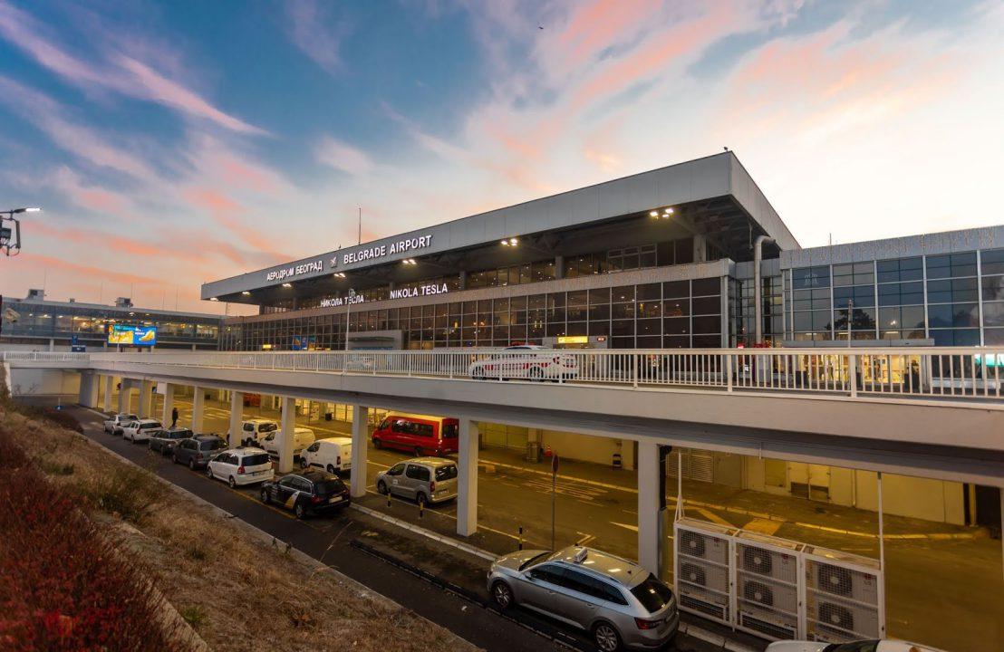 Aerodrom Beograd - Mere prevencije na aerodromu