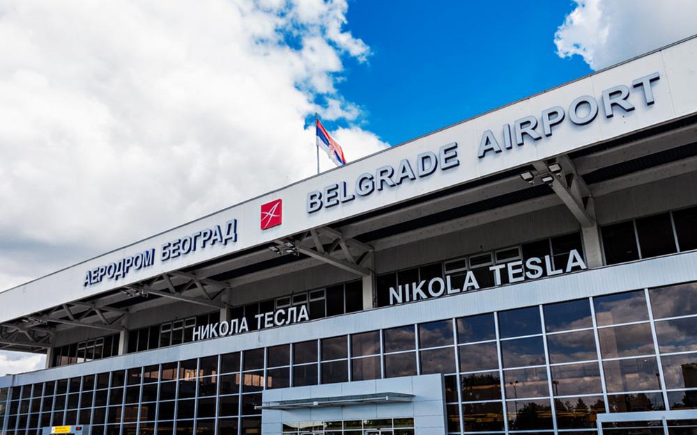 Aerodrom Beograd - Prvi letovi od 4. maja