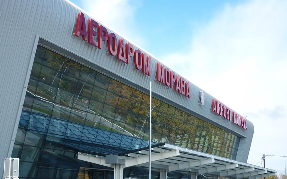 Aerodrom Morava prvi let pocetkom 2018
