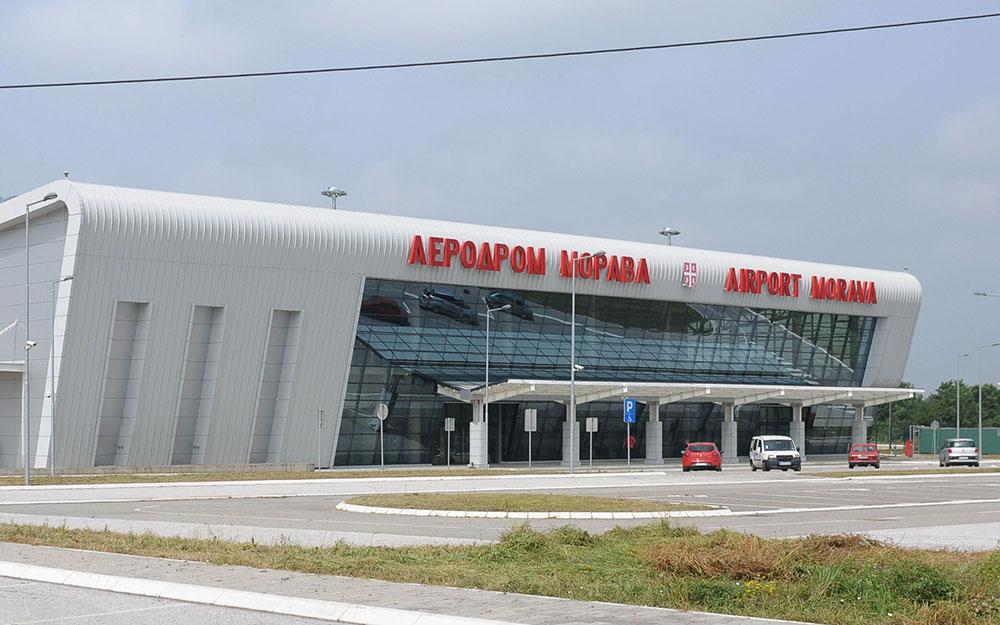 Aerodrom Morava zvanično otvoren, prvi letovi tokom zime