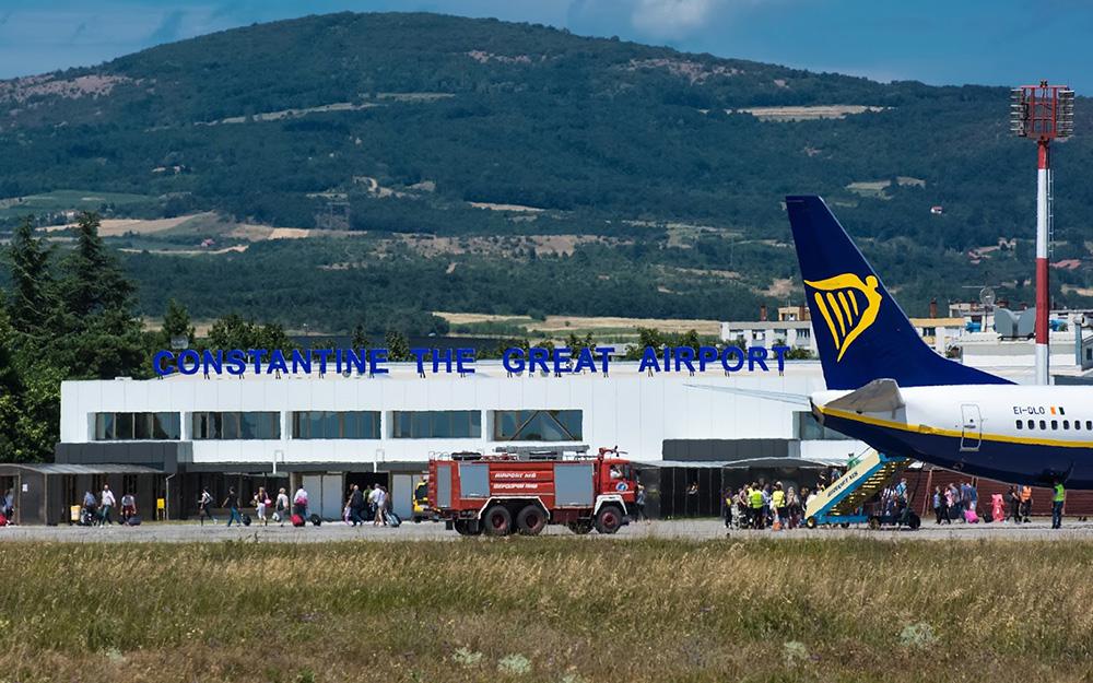 Aerodrom Niš – Vlada Srbije odobrila 5 miliona evra za Niš!