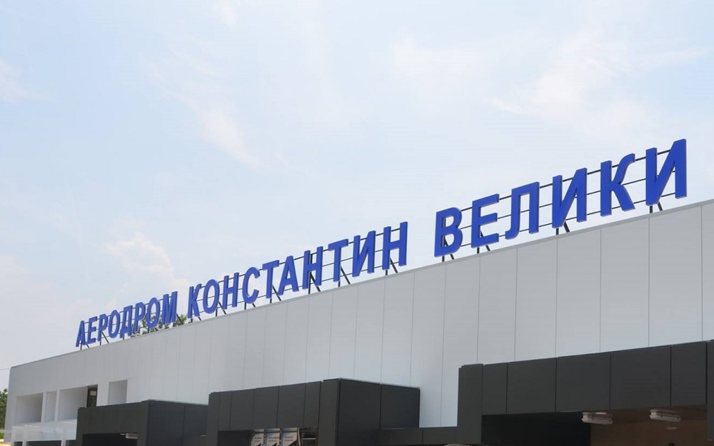 Aerodrom Nis rekordan broj putnika