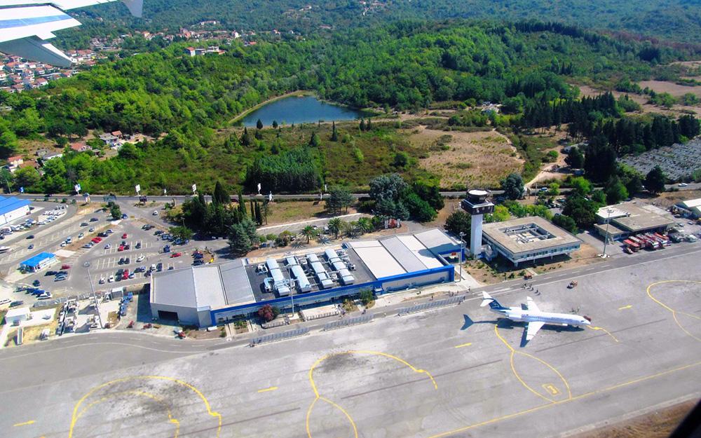 Aerodrom Tivat ne odustaje od noćnih letova