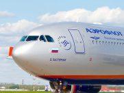 Aeroflot avio kompanija karte