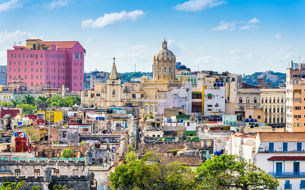 Air France - Early Bird promotivna akcija Havana