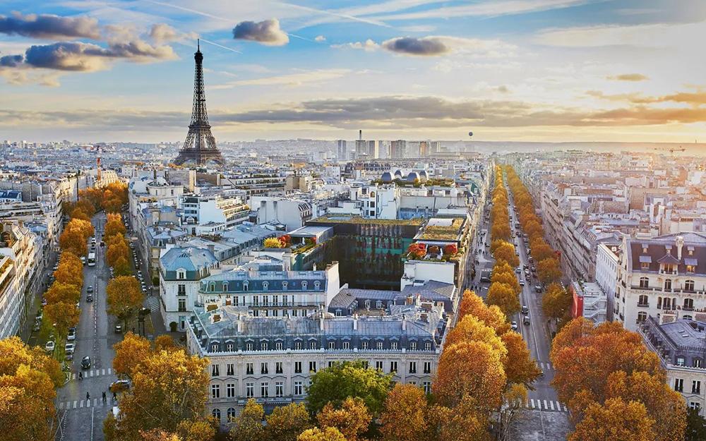 Air France - Povoljne avio karte za Evropu oktobar 2019