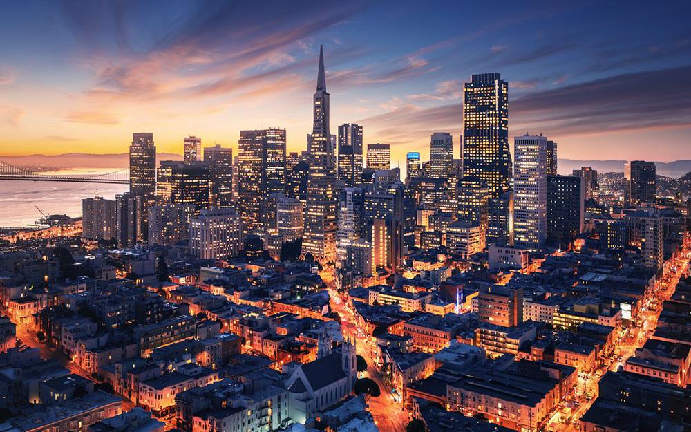Air France - Povoljne avio karte za Severnu Ameriku San Francisko jul 2019
