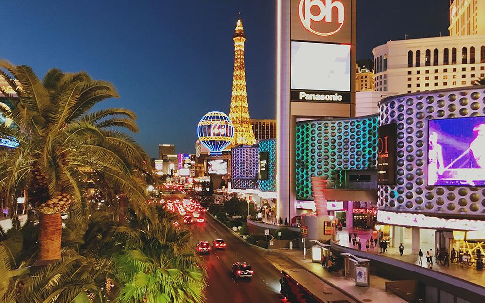 Air France - Povoljne avio karte za Severnu Ameriku decembar 2018 Las Vegas