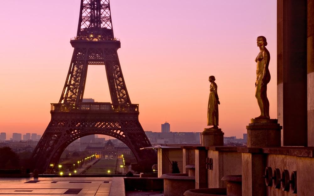 Air France - Produzena Oh Lala promotivna akcija