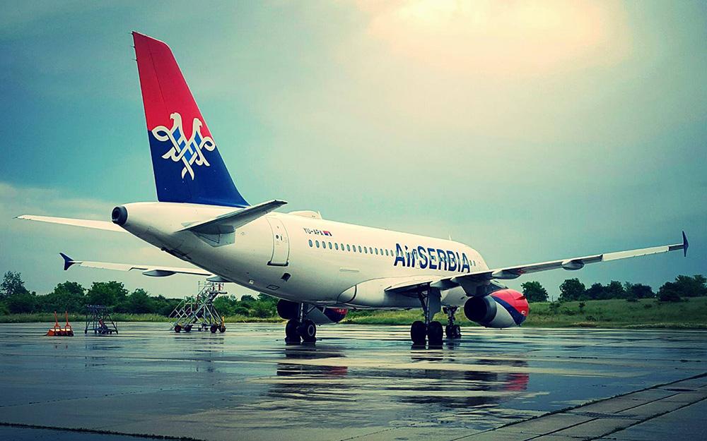 Air Sebia - Kupi ranije, leti jeftinije