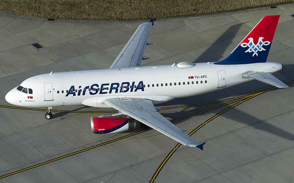 Air Serbia - 18 destinacija na promociji jeftine avio karte maj 2019