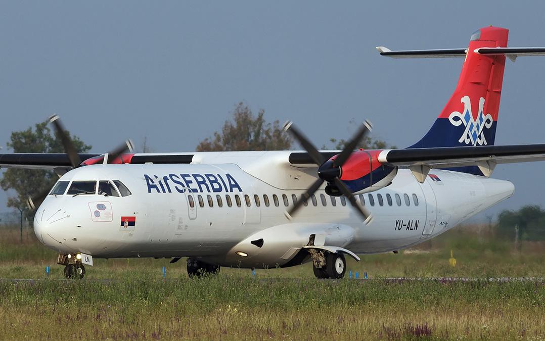 Air Serbia - Linija Kraljevo Beč od 17. decembra, avio karte od danas u prodaji