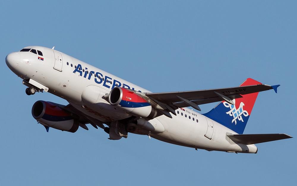 Air Serbia - Odložena linija Beograd Ženeva