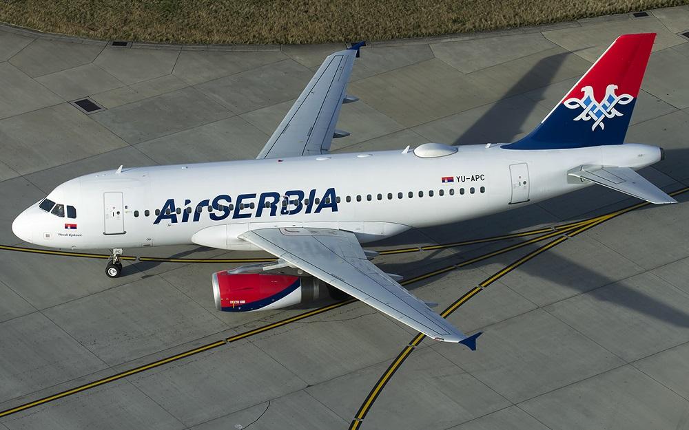 Air Serbia - Povoljne avio karte za Crnu Goru