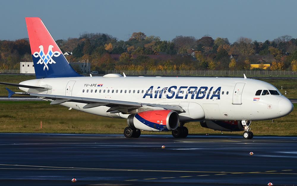 Air Serbia - Povoljne avio karte za Nemačku decembar 2018