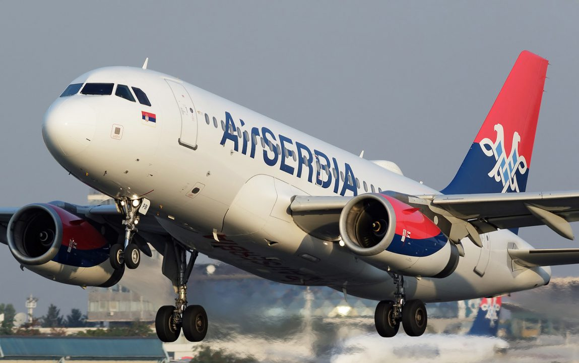 Air Serbia - Praznična promotivna ponuda decembar 2019