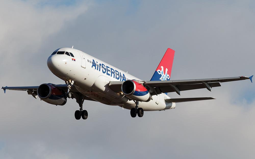 Air Serbia - Promotivna akcija za nove destinacije februar 2019