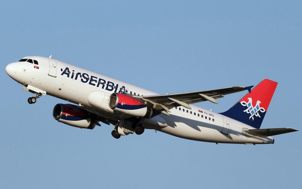 Air Serbia - Promotivne cene za pet evropskih gradova