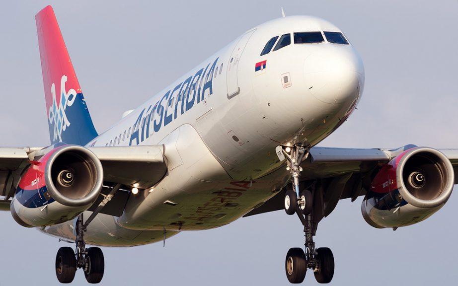 Air Serbia - Raspored letova zimski reda letenja 2018