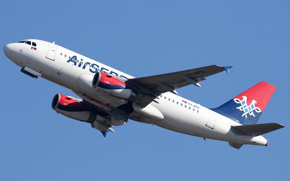 Air Serbia - Snižene cene avio karata za Evropu