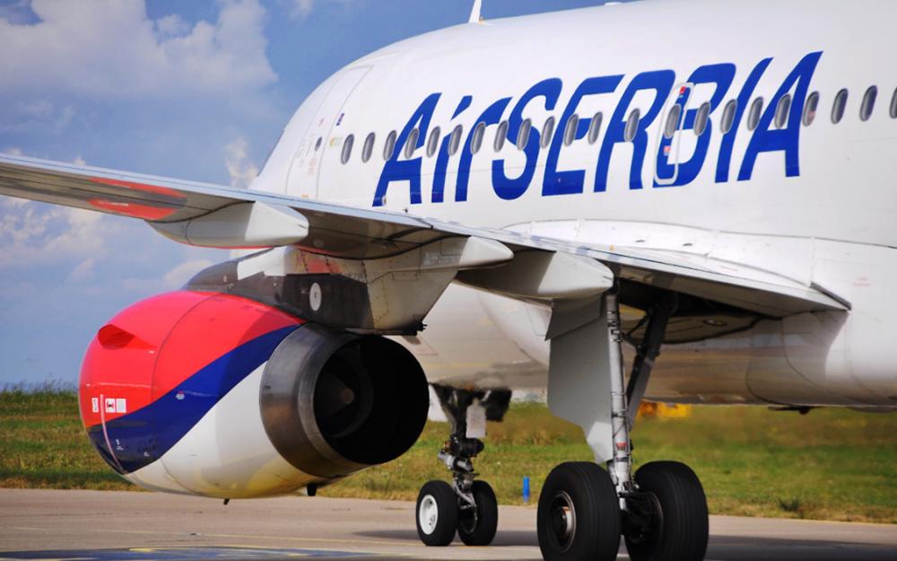 Air Serbia - Snižene cene za 7 evropskih gradova
